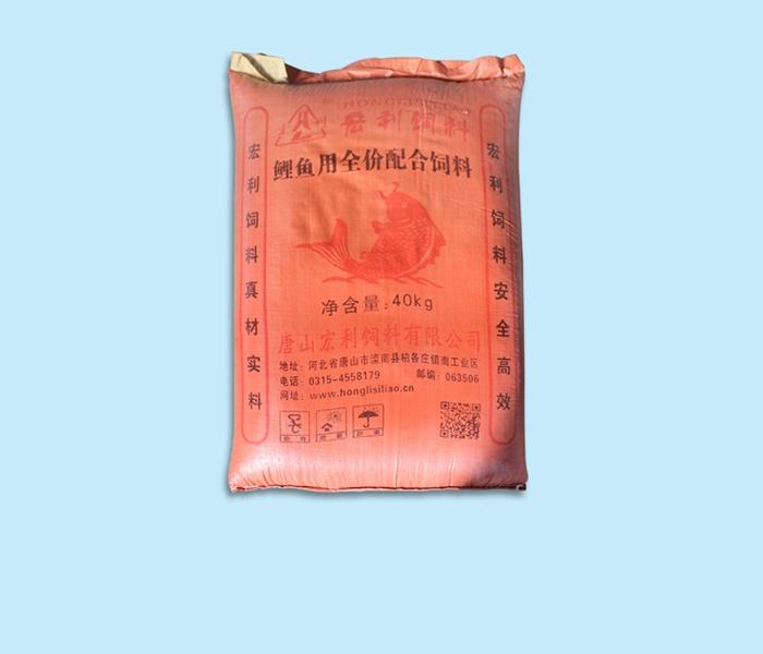 北京鲤鱼配合饲料